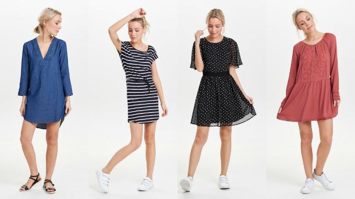 nuevos vestidos Only