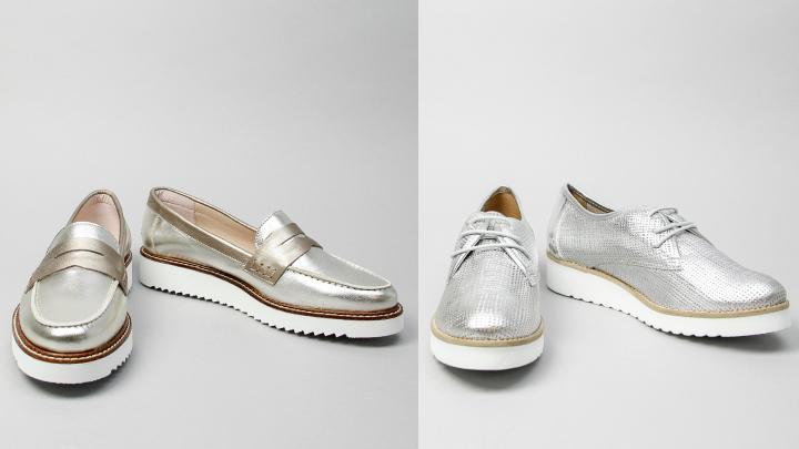 f9907619384 Zapatos planos con aires masculinos para la primavera de 2016 ...