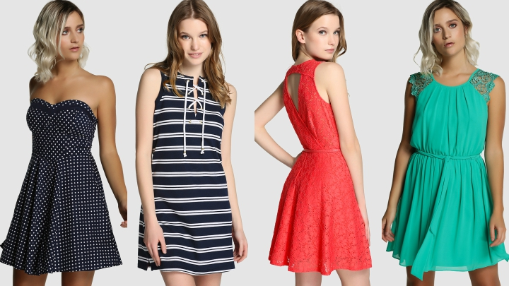 Formula Joven vestidos primavera