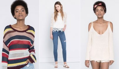 Pull and Bear crochet coleccion