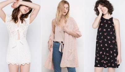 Romantic Flair Pull and Bear