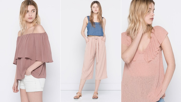 Romantic Flair Pull and Bear1