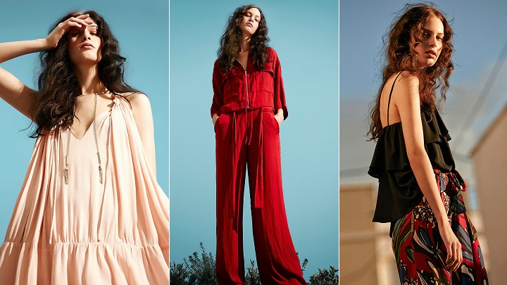Sfera abril lookbook