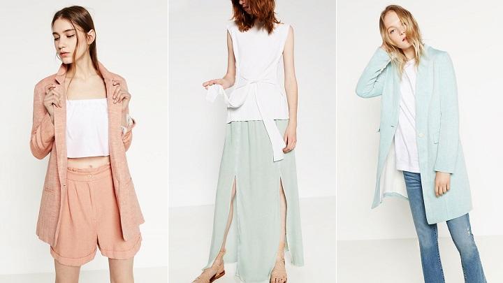 Summer Pastels Zara