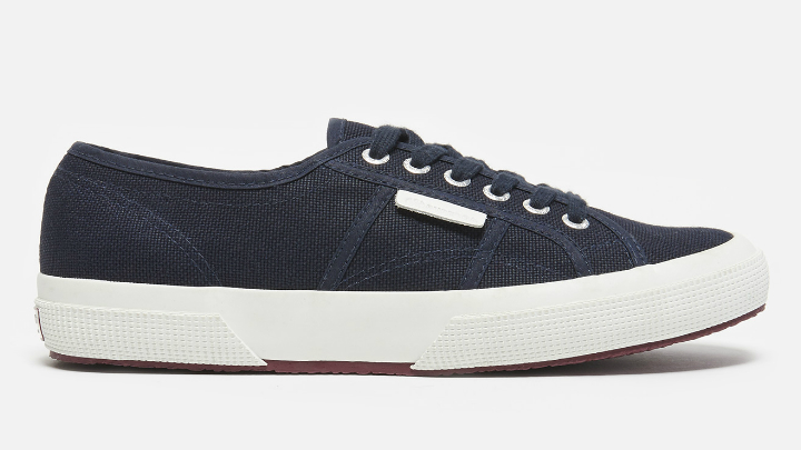 Superga x Sandro zapatillas