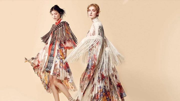 Vestidos YolanCris bohemios