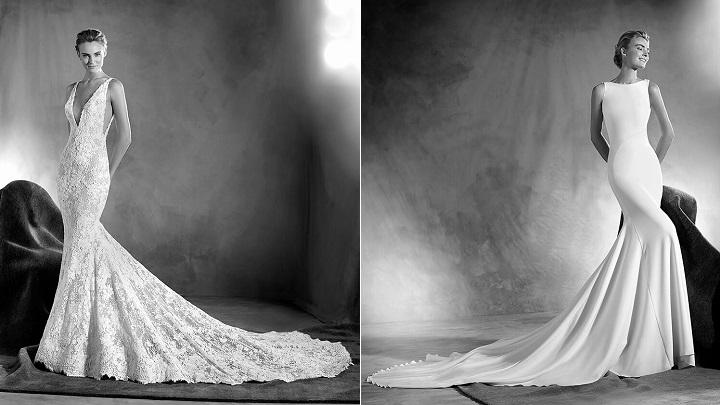 vestidos de novia atelier pronovias 2017 – estilos de moda – moda