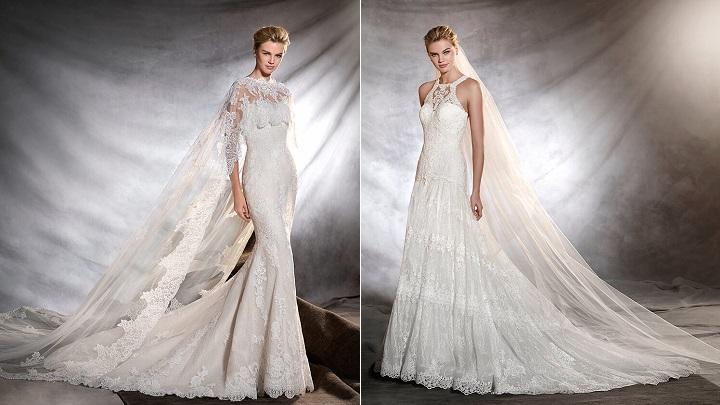 vestidos de novia de pronovias 2017 – estilos de moda – moda, estilo