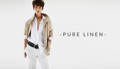 Pure Linen Massimo Dutti