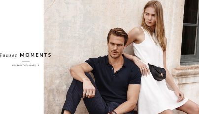 Sunset Moments Massimo Dutti