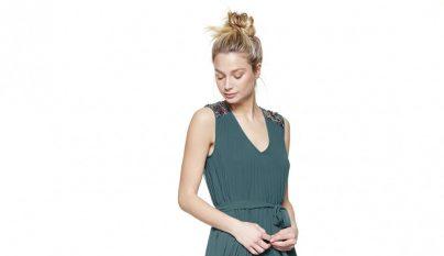 Vestidos primavera Benetton 16