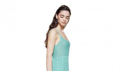 Vestidos primavera Benetton 6