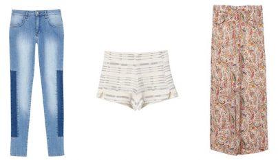 pantalones shorts intropia 2016