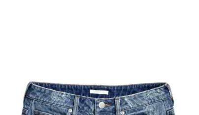shorts vaqueros HM3