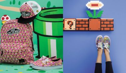 Coleccion Vans Nintendo1