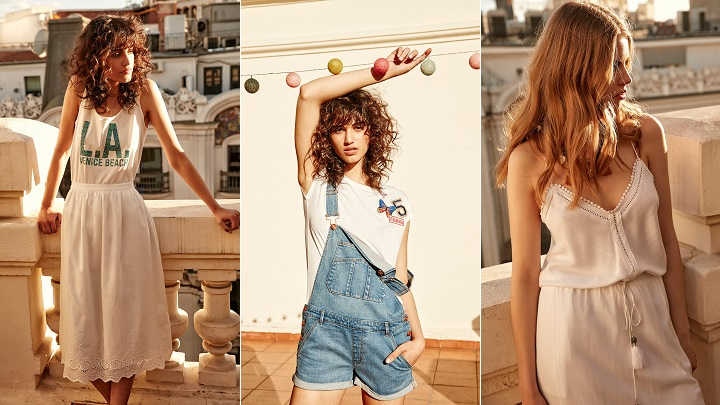 Sfera Casual verano 2016 lookbook1