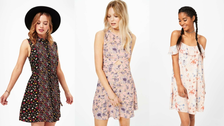 Vestidos Miss Selfridge 2016