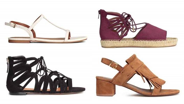 diseño atemporal dc802 b692e sandalias hm 20161 – Estilos de moda – Moda, estilo y tendencias
