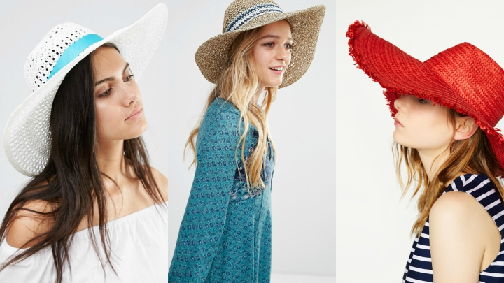 sombreros paja tendencias