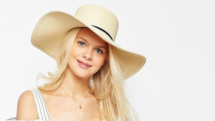 tendencias sombreros grandes