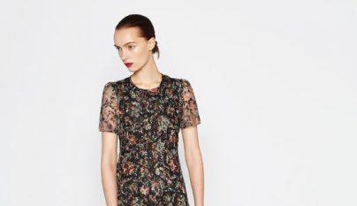 Zara rebajas vestidos 5