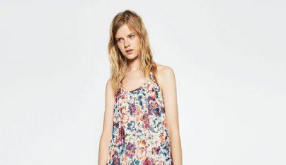 Zara rebajas vestidos 7
