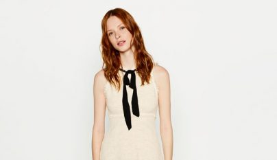 Zara rebajas vestidos 9