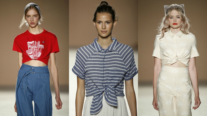 camisetas cintura