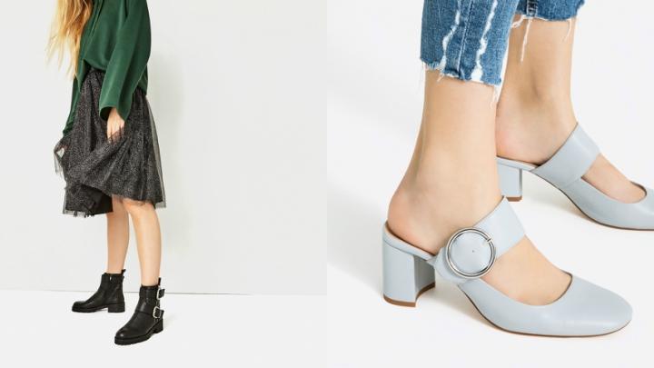 Calzado hebilla tendencias