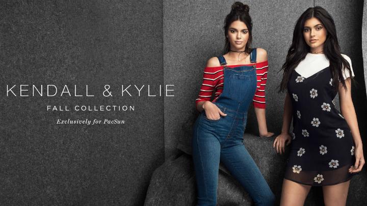 Coleccion Kendall Kylie Pacsun1