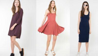 vestidos otono shana