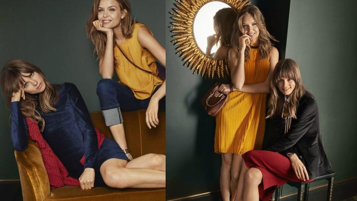 Vero moda vestidos para el oto o invierno 2016 2017 for Moda de otono 2017