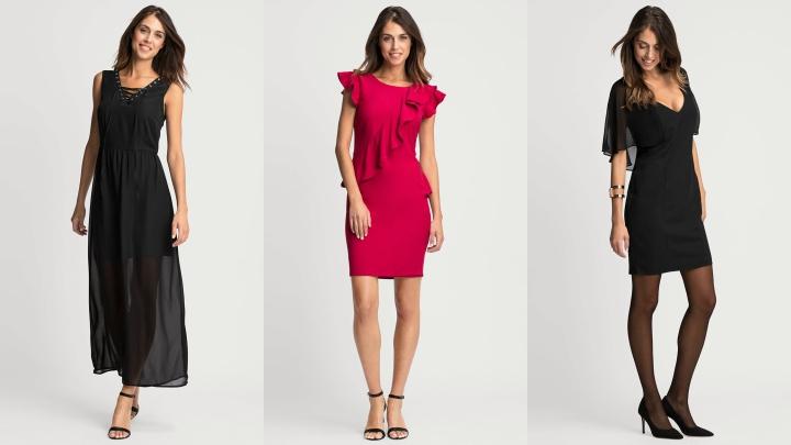 moda más deseable buena textura Boutique en ligne C&A da la bienvenida al otoño con sus vestidos – Estilos de ...