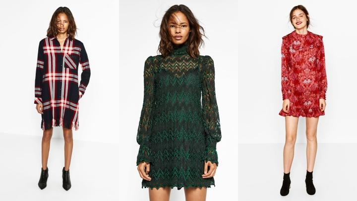 100% originales descuento mejor valorado la venta de zapatos Los vestidos de Zara para este otoño-invierno 2016-2017 ...