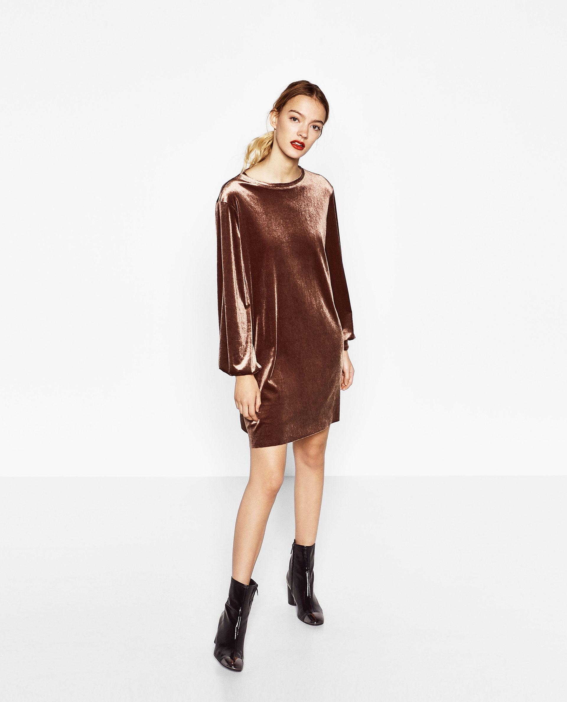 Vestidos Terciopelo 9 Estilos De Moda Moda Estilo Y