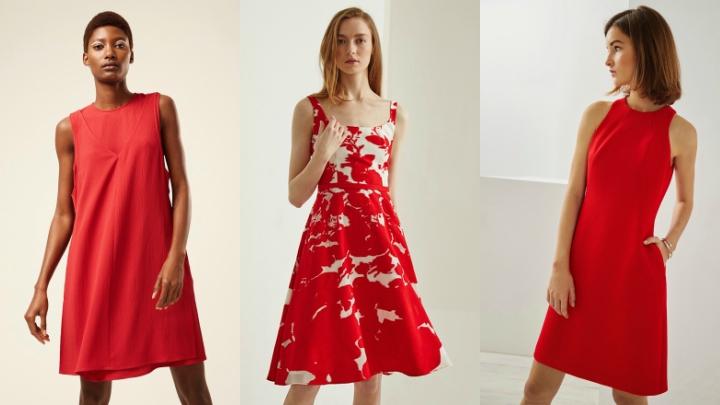 Vestidos-Adolfo-Dominguez-primavera-rojos