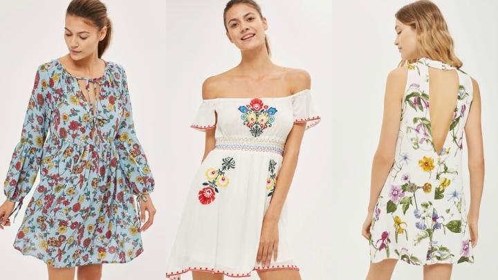 Vestidos-Topshop-flores