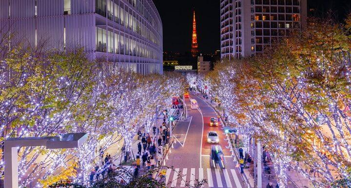 Navidad-en-Japon-calle